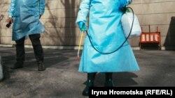 За попередніми даними, вірус у заклад «занесла» молодша медсестра однієї з груп інтернату (фото ілюстративне)