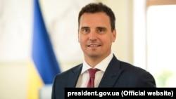 Former Ukrainian Economy Minister Aivaras Abromavicius (file photo)