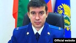 Кукмара районы прокуроры Ришат Шакиров