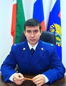 Апас прокуроры Ришат Шакиров районда казларны издерү турында сөйли