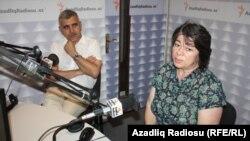 Esmira Fuad və Rasim Garaca