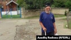 86 yaşlı Əliməmməd Cabbarov