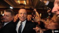 Будущий премьер Австралии Тони Эббот