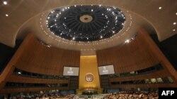 Конференция, посвященная нераспространению ядерного оружия, проходит в Нью-Йорке.