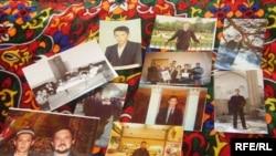 Kyrgyzstan - Photos of journalist Alisher Saipov murdered in Osh, 2007. 24Oct2009