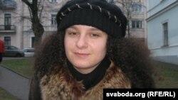 Вольга Крапоцкіна