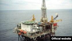 Çıraq neft platforması