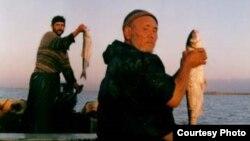 Türkmən balıqçı