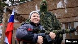 День морской пехоты в Севастополе, 27 ноября 2016 года