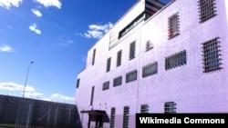 Тюрьма в эстонском городе Тарту.