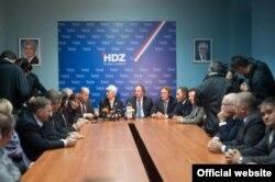 Jadranka Kosor i Željko Kerum potpisali koaliciju u IX. i X. izbornoj jedinici