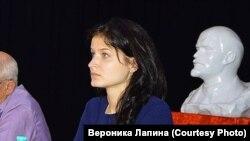 Депутат заксобрания Вероника Лапина