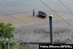 Берег моря в Богудонии