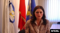 Teuta Sahatçia, kryetare e Partisë Reformiste ORA