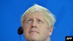 Premierul britanic Boris Johnson