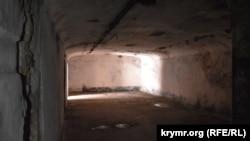 В этом помещении находилась силовая станция