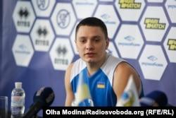 Денис Лукашов - другий капітан збірної України