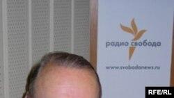 Юрий Савельев в студии Радио Свобода