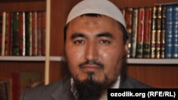 Кыргызский имам Рашод Кори Камолов.