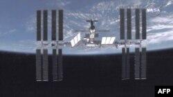 Міжнародна космічна станція, архівний відеокадр