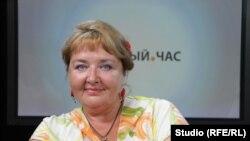 Правозащитница Елена Васильева