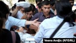 Bajramska sofra za izbeglice