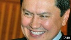 Rakhat Aliev 2007-ci ildə.