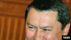 Rakhat Aliev, the former son-in-law of Kazakh President Nursultan Nazarbaev