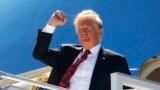 ABŞ-nyň prezidenti Donald Tramp 7-ler sammitine gatnaşmak üçin Kanada geldi.