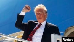 Donald Trump-ın Kanadaya gəlişi