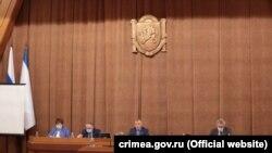 Засідання підконтрольного Росії кримського парламенту, 27 травня 2020 року
