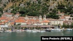 Pogled na Kotor