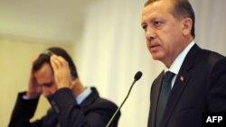Recep Tayyip Erdogan və Bashar al-Assad, 2010