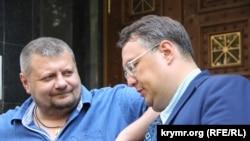 Игорь Мосийчук и Антон Геращенко