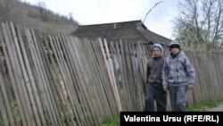 В селе Валя-Трестиень