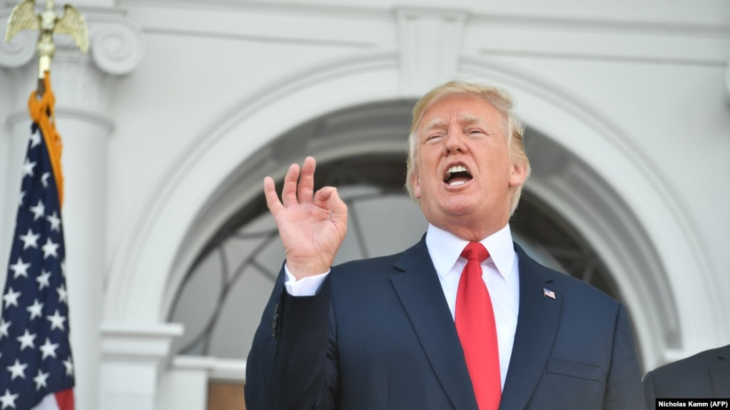 Трамп: США готовы к военному варианту урегулирования кризиса вокруг Северной Кореи