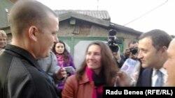 Poliţistul Alexandru Ursu eliberat din detenţia regimului transnistrean