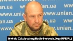 Командир батальйону «Айдар» Сергій Мельничук