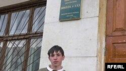 Ринат Гыйләҗиев журналист булырга тели