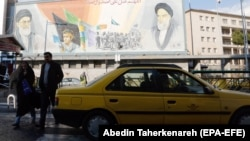 На улицах Тегерана