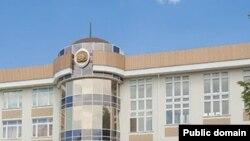 Здание Таврической академии Крымского федерального университета в Крыму