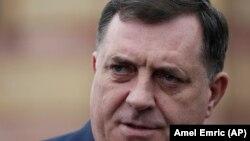 Milorad Dodik, predsjednik Republike Srpske