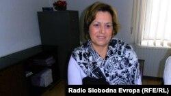 Мирибане Ајредини, претседателка на Советот на Општина Липково.