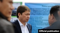 Қырғызстан бұрынғы премьер-министрі Сапар Исаков