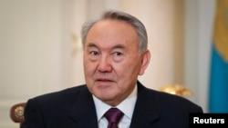 Presidenti i Kazakistanit, Nursultan Nazarbaev