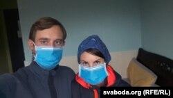 Belarus / China - Fans of hitchhiking Dzmitry Kandziranda and Volha Kudrashova can not leave China, 13Feb2020