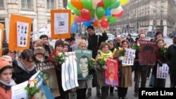 Ислом Каримов 74 ёшга кириши муносабати билан ўтказилган норозилик акциясида 50 яқин фаол қатнашди.