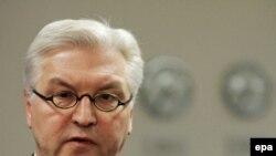 Almaniyanın Xarici İşlər naziri Frank-Uolter Ştaynmayer, 24 yanvar 2006