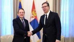 Varhelji i Vučić o evropskom putu Srbije