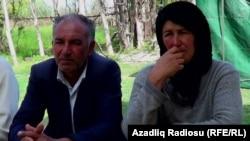 Родители Эльмана - Ягуб и Лала Имановы
